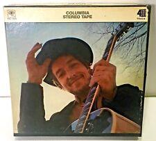 Bob Dylan - Nashville Skyline  Reel to Reel Tape with Johnny Cash HC 1151