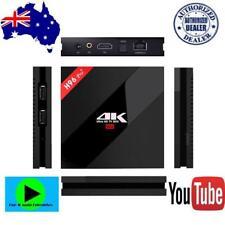 H96 Pro+ TV BOX Android 7.1.2 Octa Core 4K Smart Media Player 3+32GB KODI AU Slr