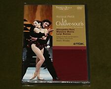 ROLAND PETIT LA CHAUVE SOURIS FERRI MURRU BONINO RHODES TDK DVD BALLET New