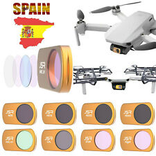 Filtro de Lente Para DJI Mavic Mini Drone Camera Optical Glass Lens Filter Kits