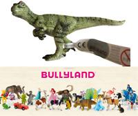 Figurine Dinosaure Allosaure Statue Animal Peint Main Jeux Jouet Bullyland 61348