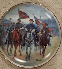 Danbury Mint Heros of the Confederacy General Lee's Review