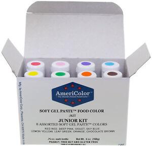 AmeriColor 8 Color Junior Kit
