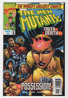 New Mutants: Truth or Death #2 (Dec 1997, Marvel) [Magik] Raab, Bernard Chang p