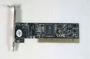 StarTech ST100SLP PCI 1-Port 10/100 Mbps Ethernet Network Card