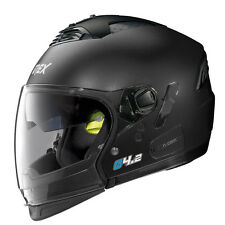 CASCO GREX G4.2 PRO CROSSOVER KINETIC N-COM - 5 Black Graphite TAGLIA M