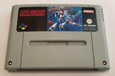 MegaMan X Snes Super Nintendo PAL
