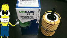 Premium Oil Filter for Volkswagen Passat with 3.6L Engine 2006-2010 Single