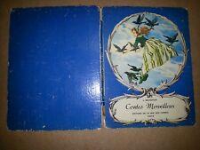 CONTES MERVEILLEUX L BECHSTEIN illustré Nardini éditions Berger Levrault 1958