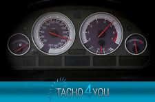 Tachoscheiben für BMW 300 kmh Tacho E39 Benzin Carbon 3306 Tachoscheibe km/h X5