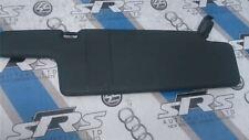 Genuine Fabia VRS Driver Side O/S Sun Visor in Light Black