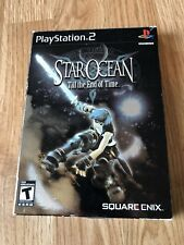 Star Ocean: Till the End of Time (Sony PlayStation 2, 2004) Ps2 BT1