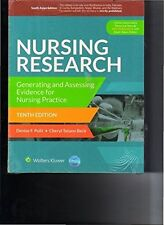 Nursing Research : Generating and Assessing Evidence for Nursing Practice by ...