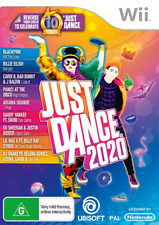 Just Dance 2020 Wii Game NEW