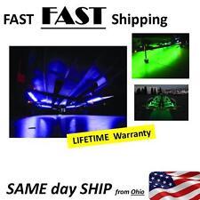 LED Boat Trailer Lighting KIT --- Red, Blue, Green, White