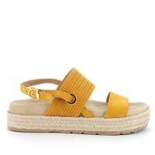 IGI&CO 5197811 sandalo basso donna in pelle giallo