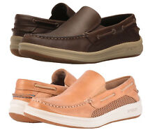SPERRY Top Sider Men's NEW GameFish Slip On Boat Shoes Leather Mocassin Shoes