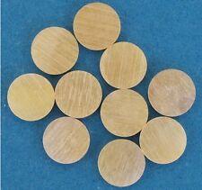 1 Satz Dots für Inlays, Gold MOP, d=4 mm
