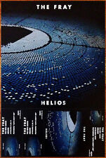 The Fray Helios Ltd Ed Discontinued Rare New Litho Poster +Free Alt Rock Poster!