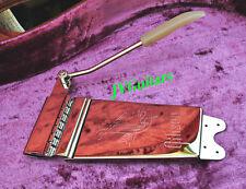 Gibson Maestro Long Vibrola Tailpiece Lyre Tremolo Nickel  JVGuitar