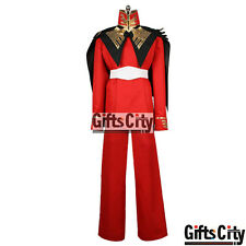 Mobile Suit Gundam AGE Char Aznable Uniform Cos Clothes Cosplay Costume