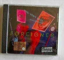 FOEIGNER - THE VERY BEST AND BEYOND - CD NUOVO E SIGILLATO