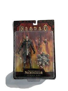 Diablo Blizzard Entertainment NEFARIUS NECROMANCER Action Figure New Sealed