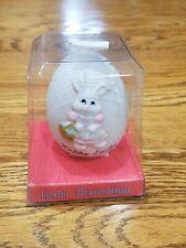 Vintage Ceramic Easter Egg Decor Rabbit Bunny Decoration Nip Kmart