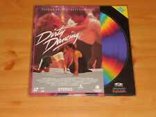 Dirty Dancing laserdisc