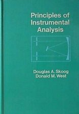 Principles of Instrumental Analysis by Douglas A. Skoog; Donald Markham West