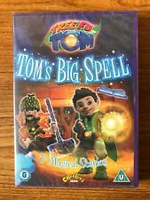 Tree Fu Tom: Tom's Big Spell (DVD, 2014) Brand New Sealed