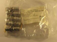 5 Pièces RFT BNC-Câble embrayage, 75 Ohm tgl200-3800 21-5 (ae29/5383) 5pcs
