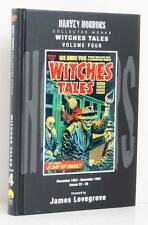 WITCHES TALES Vol 4 Issues 22-28 Harvey Horrors 1953-1954 Pulps Comics NEW HC