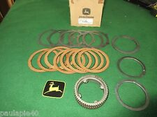 OEM JOHN DEERE RE227962 TRACTOR HI-LOW RANGE SYNCHRONIZER KIT