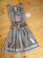 Marjo Dirndl grau 58 cm Gr. 44