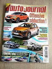 REVUE  L'AUTO-JOURNAL  N° 1068   DU  8  OCTOBRE  2020  /  OFFENSIVE  SEDUCTION