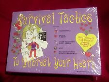 Survival Tactics To Unbreak Your Heart 1995 Odd/Funny/Unusual Free Shipping!