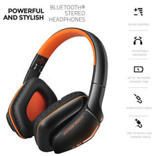 KOTTON EACH Wireless Stereo Gaming Headset Headphones w/Mic For PC Moblie PS4