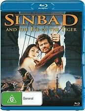 Sinbad & The Eye Of The Tiger (2015, REGION ALL Blu-ray New)