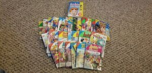 Lot of 32 Archie Comic Books