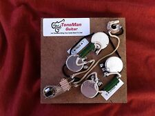 Guitar Upgrade Prewired Wiring Harness Fits Gibson Epiphone SG PIO Tone Caps