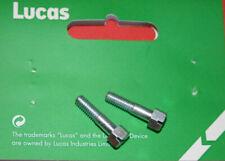GENUINE LUCAS MAGDYNO MO1L MAGNETO PICKUP PAIR OF SCREWS LU003