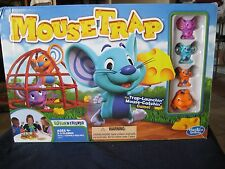 NEW...open box  Elefun & Friends Mouse Trap Kids Family Board Game by Hasbro