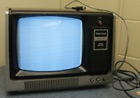 Radio Shack TRS 80 Video Display TRS-80 from 1978  model 26-1201  Powers On