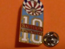 New Listing10 balloon spectacular Hot air balloon Pin,S/H combined no additional charge