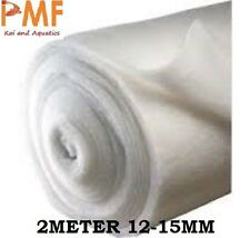 2M Aquarium Pond fish tank Filter Wool floss 12-15mm CHEAPEST ON EBAY