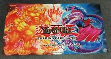 Hobby Liga Spielmatte Blaze of Destruction&Fury from the Deep Yu-Gi-Oh! Playmat