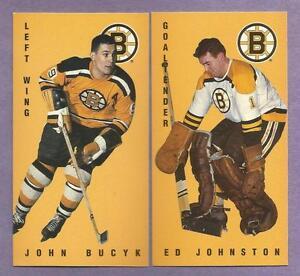 1994-95 Parkhurst 1964-65 Tall Boys Boston Bruins Team Set