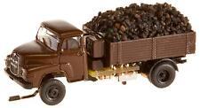 Faller 161566 h0 sistema CAR CAMION MAN 635 carbone atto Brekina