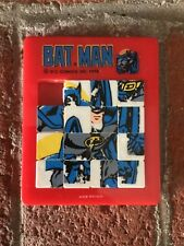 VTG 1978 Batman Small Plastic Puzzle DC Comics American Publishing Corp